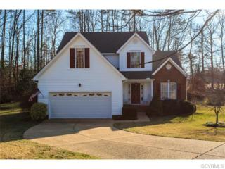8624  Emerald Valley Circle  , Chesterfield, VA 23832 (MLS #1501973) :: Exit First Realty