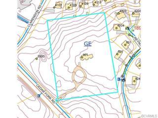 901  Cedar Fork  , Richmond, VA 23223 (MLS #1502624) :: Exit First Realty