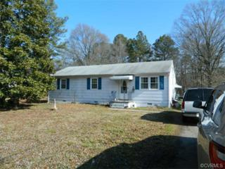 21217  Winfree Avenue  , South Chesterfield, VA 23803 (MLS #1502645) :: Exit First Realty