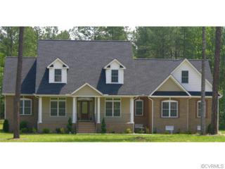 2811  Waterford Terrace  , Sutherland, VA 23885 (MLS #1502806) :: Richmond Realty Professionals