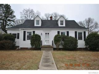 5110  Forest Hill Avenue  , Richmond, VA 23225 (MLS #1502880) :: Exit First Realty