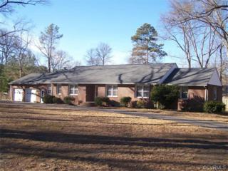 10820  Old Centralia Road  , Chester, VA 23831 (MLS #1503323) :: Exit First Realty