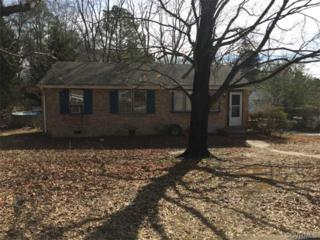 2401  Fruehauf Road  , Henrico, VA 23228 (MLS #1503486) :: Fresh Start Realty