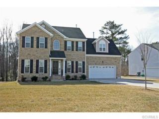 2288  Thomas Kenney Drive  , Glen Allen, VA 23060 (MLS #1503604) :: Exit First Realty