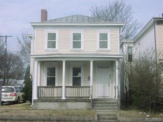 2917  Hull Street  , Richmond, VA 23224 (MLS #1503840) :: Exit First Realty