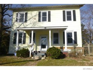 808  Westover Hills Boulevard  , Richmond, VA 23225 (MLS #1504200) :: Richmond Realty Professionals