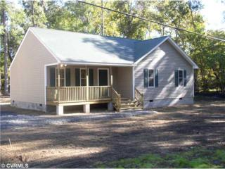0  Olivet Church Road  , New Kent, VA 23124 (MLS #1504343) :: Exit First Realty