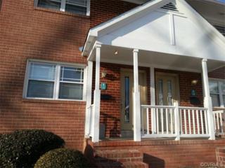 3109 N Parham Road  25, Richmond, VA 23294 (MLS #1504435) :: Exit First Realty