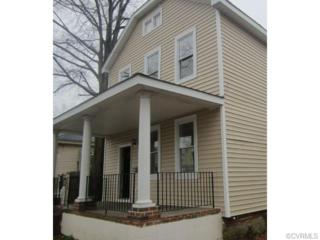 505  Bancroft Avenue  , Richmond, VA 23222 (MLS #1504540) :: Exit First Realty