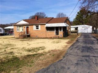 2716  Perlock Road  , North Chesterfield, VA 23237 (MLS #1504789) :: Exit First Realty