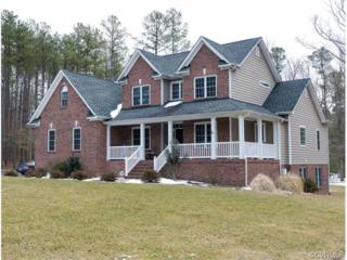 13461  River Otter Road  , Chesterfield, VA 23838 (MLS #1504973) :: Exit First Realty