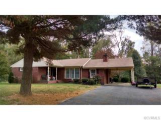 7543  Sambar Road  , Chesterfield, VA 23832 (MLS #1505141) :: Exit First Realty