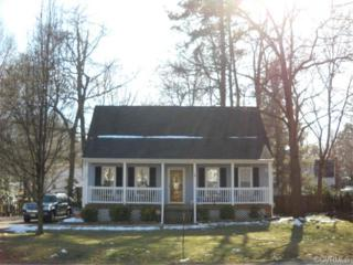 8730  Sunset Knoll Road  , Chesterfield, VA 23237 (MLS #1505159) :: Exit First Realty