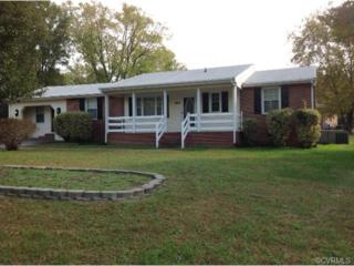 8421  Burnside Drive  , Mechanicsville, VA 23116 (MLS #1505590) :: Exit First Realty