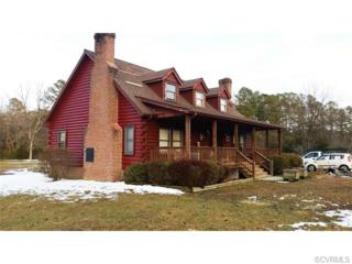 6850  Michelle Court  , Spring Grove, VA 23881 (MLS #1505623) :: Exit First Realty