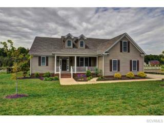 311  Marks Pond Way  , Norge, VA 23188 (MLS #1505638) :: Exit First Realty