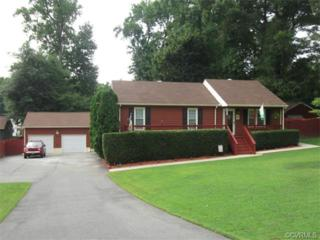 8298  Wonderland Lane  , Mechanicsville, VA 23111 (MLS #1505709) :: Exit First Realty