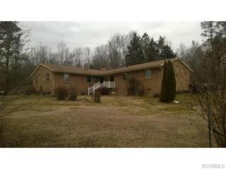11400  Mt Airy Drive  , New Kent, VA 23124 (MLS #1505748) :: Exit First Realty