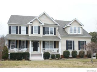 9418  Indianfield Drive  , Mechanicsville, VA 23116 (MLS #1505787) :: Exit First Realty