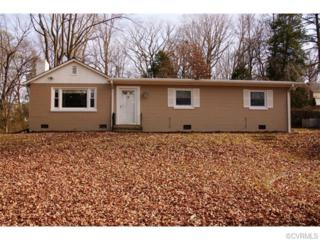 3556  Bowland Road  , Richmond, VA 23234 (MLS #1506383) :: Exit First Realty