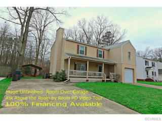 5867  Sara Kay Drive  , Chesterfield, VA 23237 (MLS #1506467) :: Exit First Realty