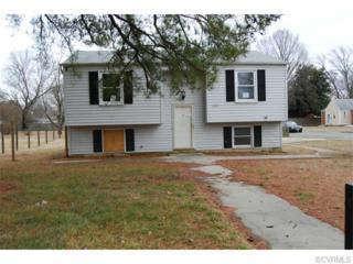 4709  Hillbrook Avenue  , Henrico, VA 23231 (MLS #1506484) :: Exit First Realty