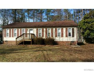 5418 S Jessup Road  , Chesterfield, VA 23832 (MLS #1506524) :: Exit First Realty