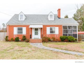 4215  Bellbrook Drive  , North Chesterfield, VA 23237 (MLS #1506729) :: Exit First Realty