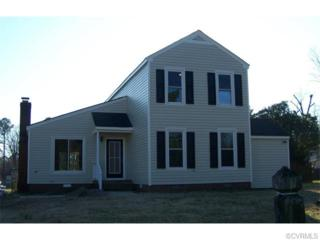 5509  Aberdare Drive  , North Chesterfield, VA 23237 (MLS #1506930) :: Exit First Realty