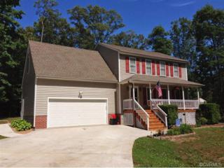12619  Harrowgate Road  , Chester, VA 23831 (MLS #1507098) :: Exit First Realty