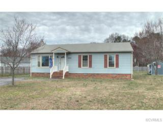 6004  Hunterstand Lane  , Chesterfield, VA 23237 (MLS #1507218) :: Exit First Realty