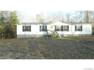 7375  Olivet Church Road  , New Kent, VA 23124 (MLS #1507526) :: Exit First Realty