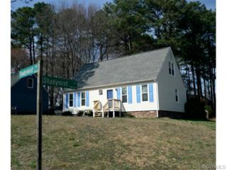 8724  Shadymist Drive  , North Chesterfield, VA 23235 (MLS #1507528) :: Exit First Realty
