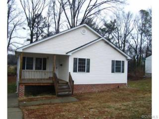 2201  Royall Avenue  , Richmond, VA 23224 (MLS #1507847) :: Exit First Realty