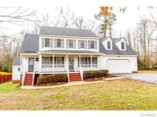 1707  Southcreek Drive  , Colonial Heights, VA 23834 (MLS #1507850) :: Exit First Realty