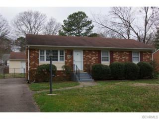 5608  Hawthorne Avenue  , Richmond, VA 23227 (MLS #1507852) :: Exit First Realty