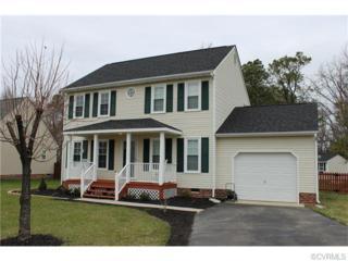 5950  Dugout Terrace  , Mechanicsville, VA 23111 (MLS #1507939) :: Exit First Realty