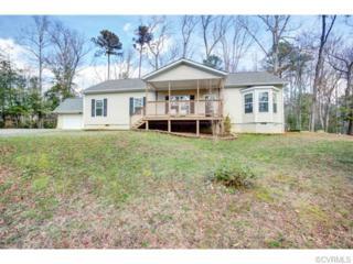 10310  Springton Road  , Mechanicsville, VA 23116 (MLS #1507973) :: Exit First Realty