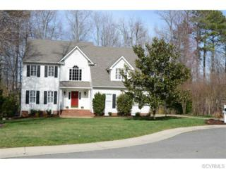 9431  Stone Spring Drive  , Mechanicsville, VA 23116 (MLS #1508117) :: Exit First Realty