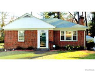 1742  Monticello Street  , Petersburg, VA 23805 (MLS #1508408) :: Exit First Realty