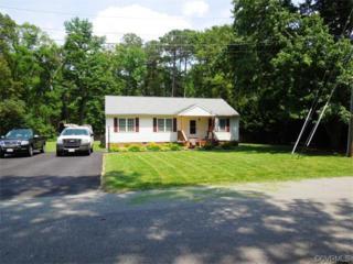 10219  Wilson Avenue  , Glen Allen, VA 23060 (MLS #1508495) :: Exit First Realty