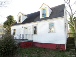 2003  4th Avenue  , Richmond, VA 23222 (MLS #1508518) :: Exit First Realty