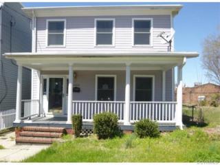 1315  Decatur Street  , Richmond, VA 23224 (MLS #1508524) :: Exit First Realty