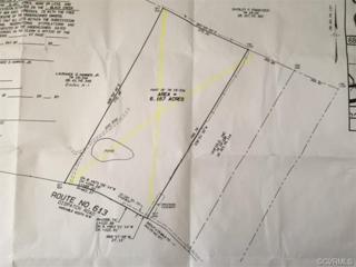 2150  Dispatch Road  , New Kent, VA 23141 (MLS #1508606) :: Exit First Realty