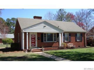 6614  Van Buren Avenue  , Ridge Branch, VA 23226 (MLS #1508766) :: Exit First Realty