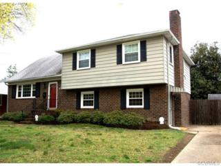 815  Orchard Road  , Richmond, VA 23226 (MLS #1509636) :: Exit First Realty