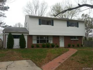 1316  Barnard Drive  , Henrico, VA 23229 (MLS #1509672) :: Exit First Realty