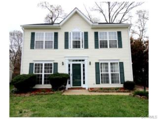 9613  Ransom Hills Terrace  , Chesterfield, VA 23237 (MLS #1510189) :: Exit First Realty