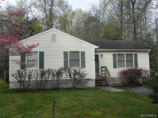 6408  Poplar Road  , New Kent, VA 23141 (MLS #1510269) :: Exit First Realty