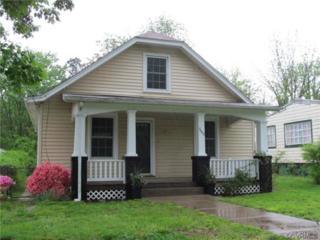3602  Benton Avenue  , Richmond, VA 23222 (MLS #1510305) :: Exit First Realty